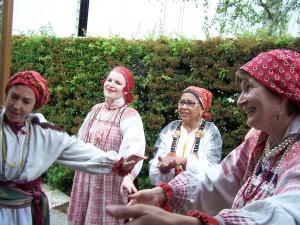 Musique traditionnelle russe