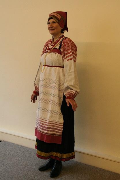 Olga Velichkina LADO Polyphonie