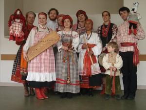 chants polyphoniques et musique traditionnelle russe