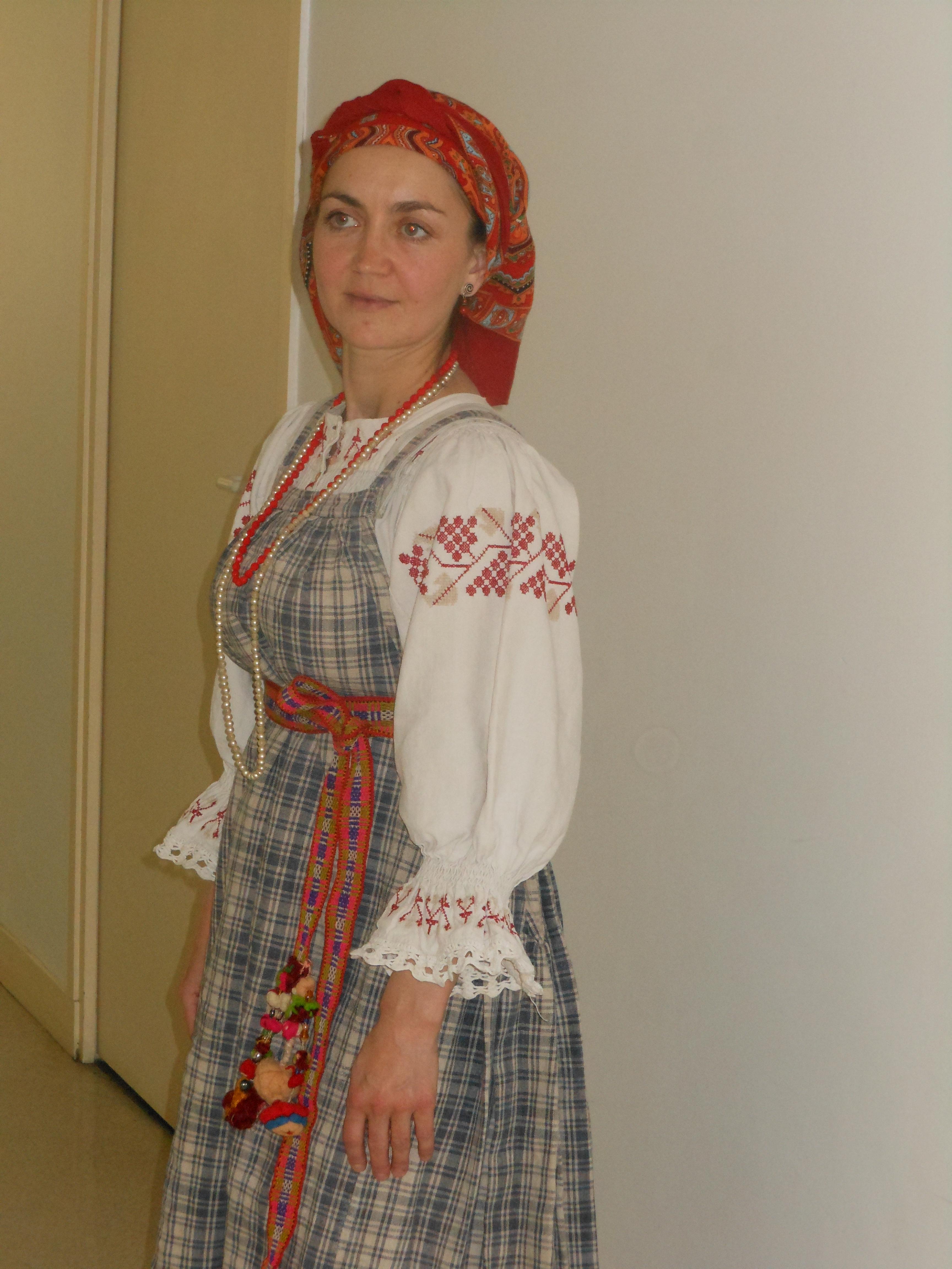 costume de Tver'