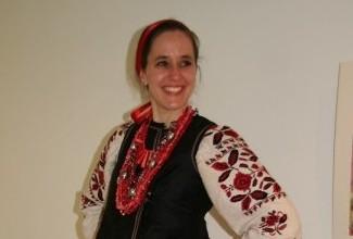 costume ukrainien de femme