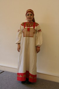 Costume traditionnel russe Rzhev