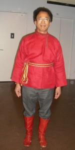 costume d'homme, LADO