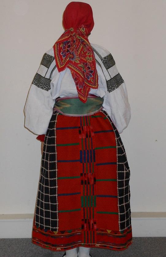 costume paysan Belgorod, Russie