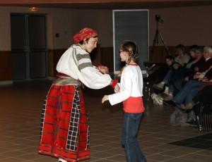 LADO - danses avec le public
