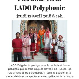 LADO Polyphonie en concert